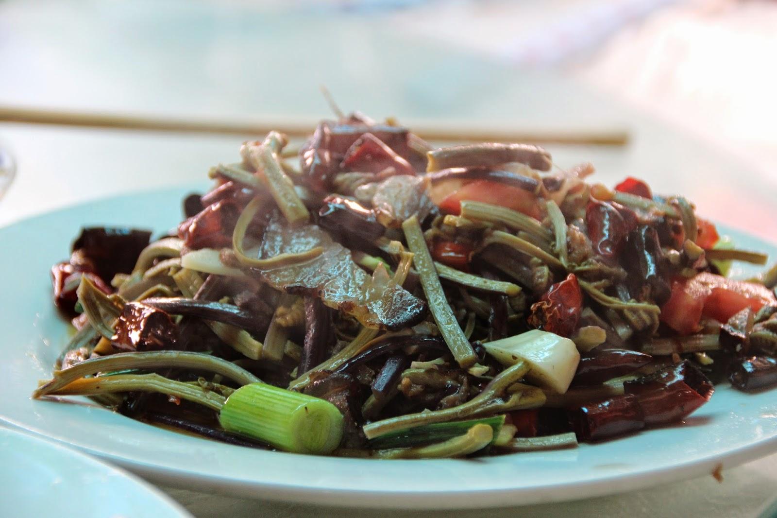 Köstlichkeiten aus Guizhou