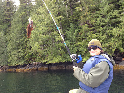 greg white fishing in alaska