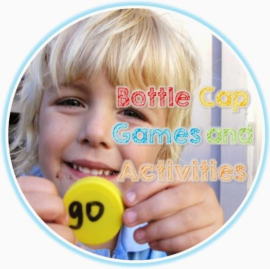 Bottle cap games