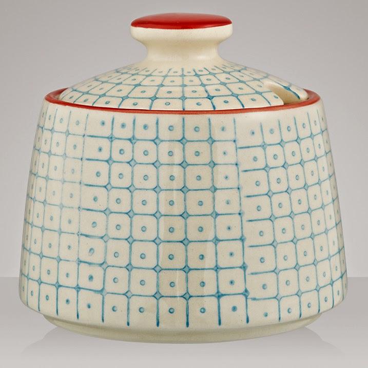 trendy sugar bowl