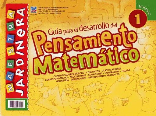 PENSAMIENTO MATEMÁTICO 1