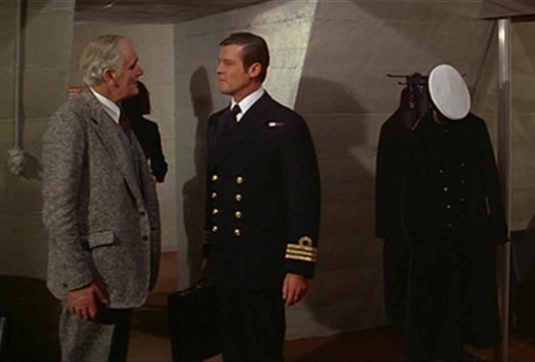 Royal Navy Commander S Dress Uniform The Suits Of James Bond
