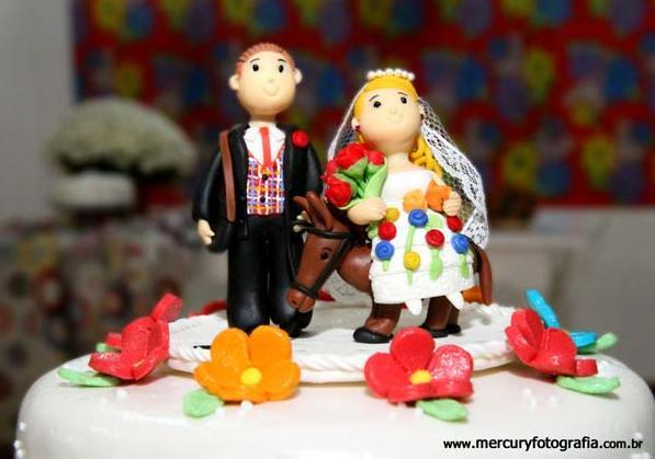Fica a Dica Casamento Temático junino!