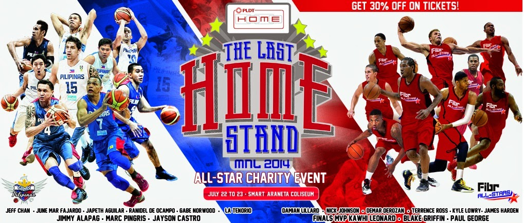 TV5 brings free Livestream, telecast of Gilas Last Home Stand
