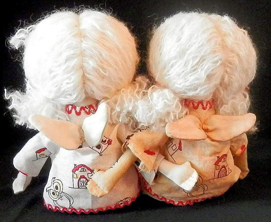 куклы с крыльями