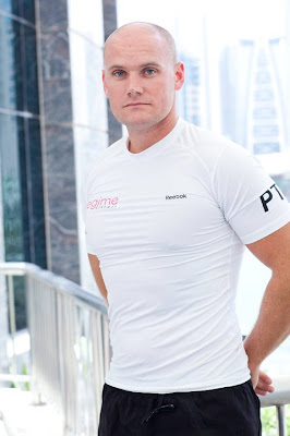 Interview With :   Adam Fox-McGregor, Trainer and Founder of Regime Fitness Dubai
