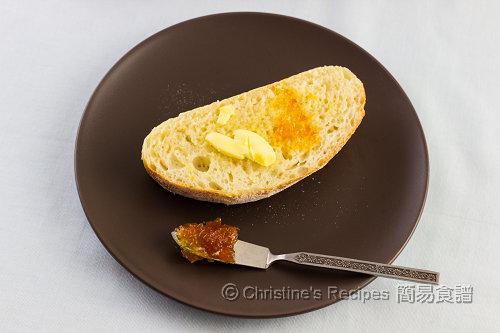 免揉麵包 No-Knead Crusty Bread02