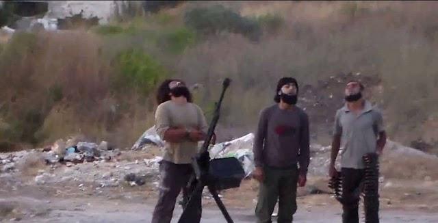 Video-video Perjuang Dibom Askar Syiah Assad [UMUM]