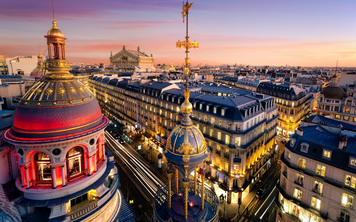 Grand Opera Paris