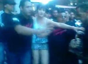 Babado, confusão e gritaria: é o ex-BBB Serginho na Parada LGBT em SP