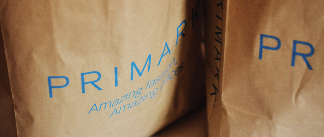 Zakupy z Primarka