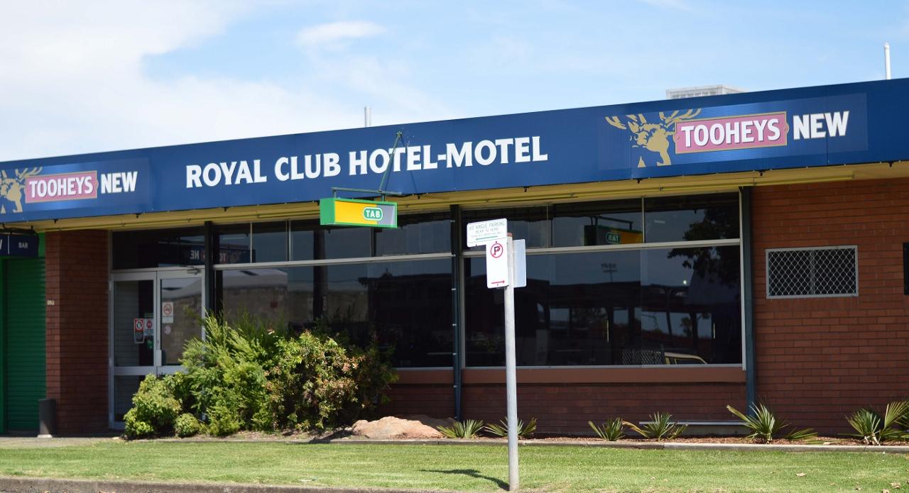 Inverell Royal Club Hotel Motel