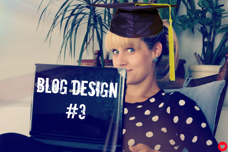 porady blogowe, blog design, pasek boczny bloga