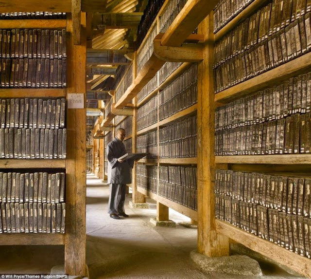 7 Gambar Perpustakaan Paling Menakjubkan Di Dunia