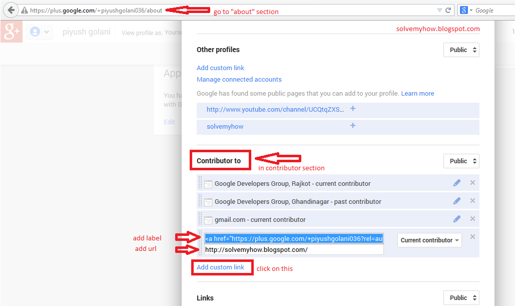 how to get subheadings in google search