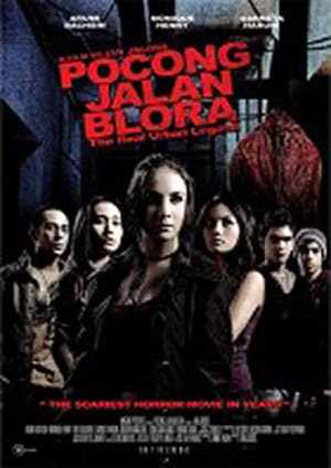 Pocong jalan blora (2009)