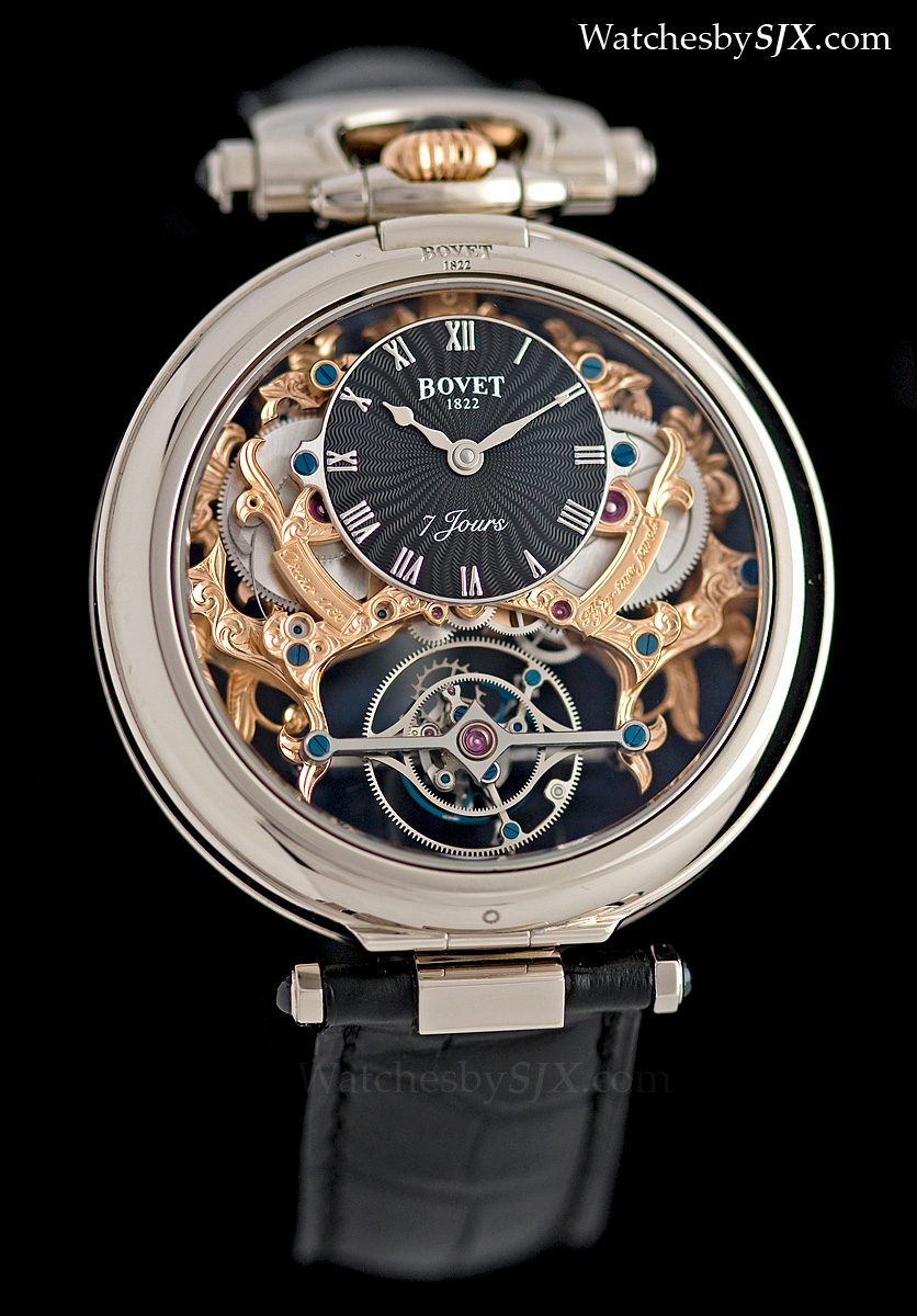 and collector is watch report pininfarina style watches this fleurier robb bovet sixth ottensei from ever sleekest the