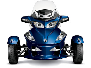 2012 Can-Am Spyder RT-S Review Motorcycle Photos 5