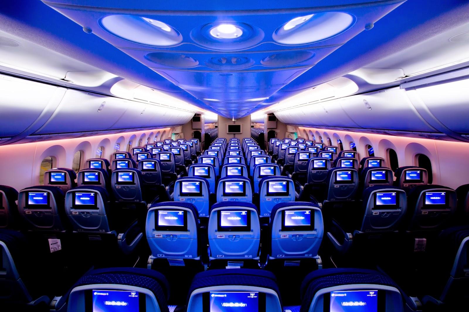 Aeroméxico B-787 Dreamliner