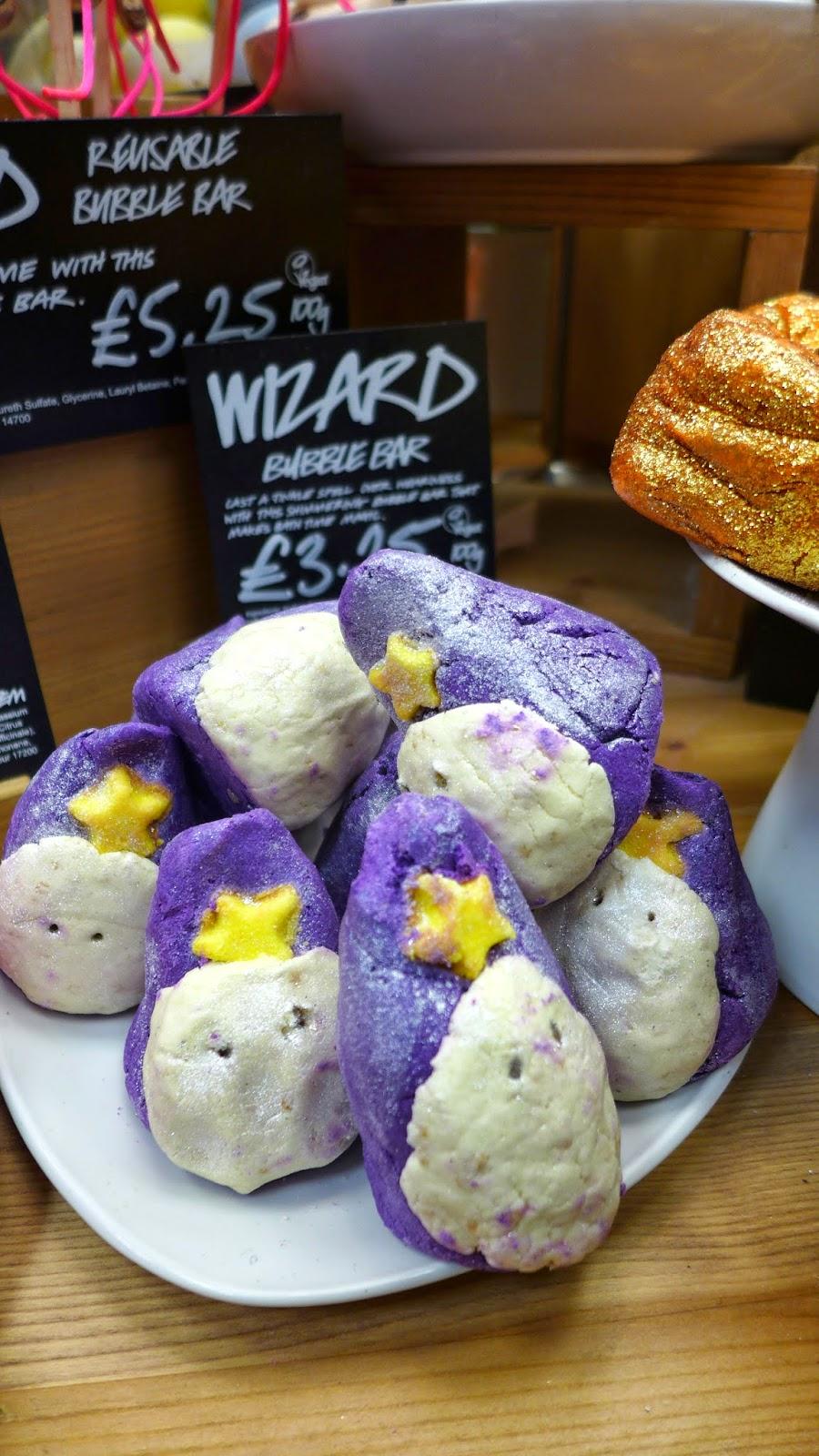 Wizard Bubble Bar