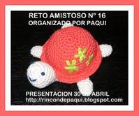 RETO AMISTOSO Nº 16