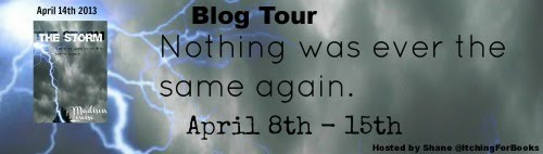 Itching For Books The Storm Blog Tour
