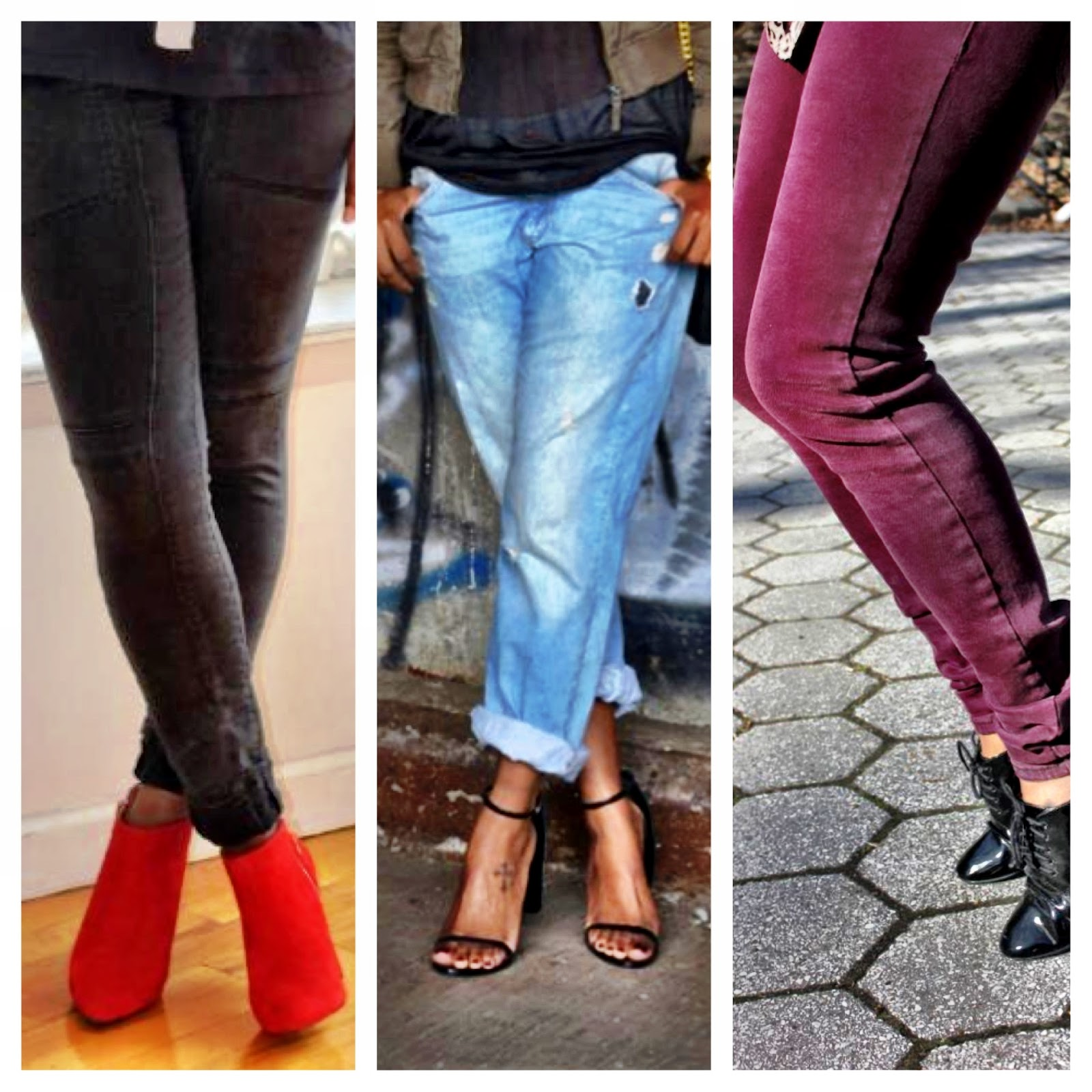 Best Stores For Skinny Jeans