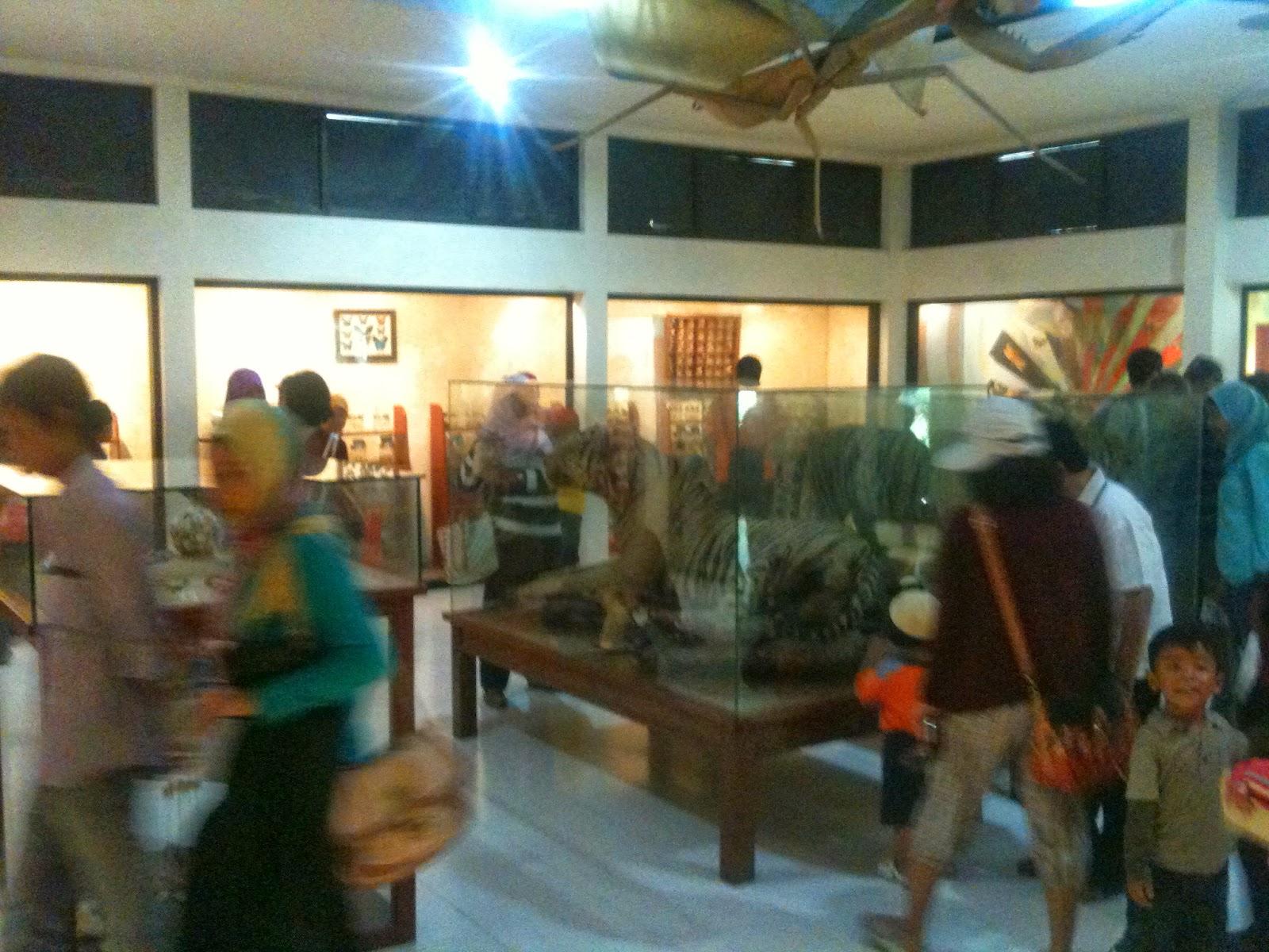 Melihat Diorama Flora & Fauna di Gembira Loka Zoo | Joogja Circles