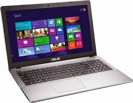 Asus X550LB for windows xp, 7, 8, 8.1 32/64Bit Drivers Download