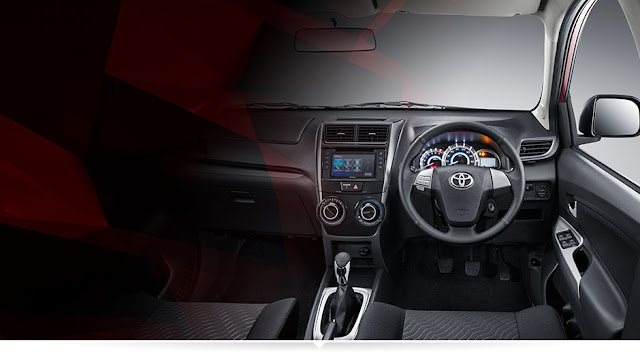 Interior Toyota Grand New Veloz 2015
