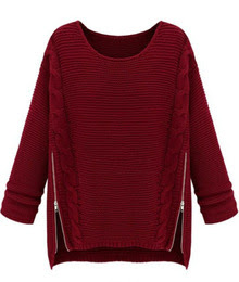www.shein.com/Wine-Red-Long-Sleeve-Side-Zipper-Cable-Knit-Sweater-p-149280-cat-1734.html?aff_id=2687