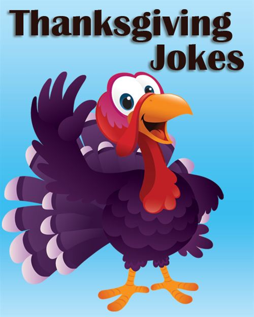 Short Thanksgiving Jokes And Riddles For Kids