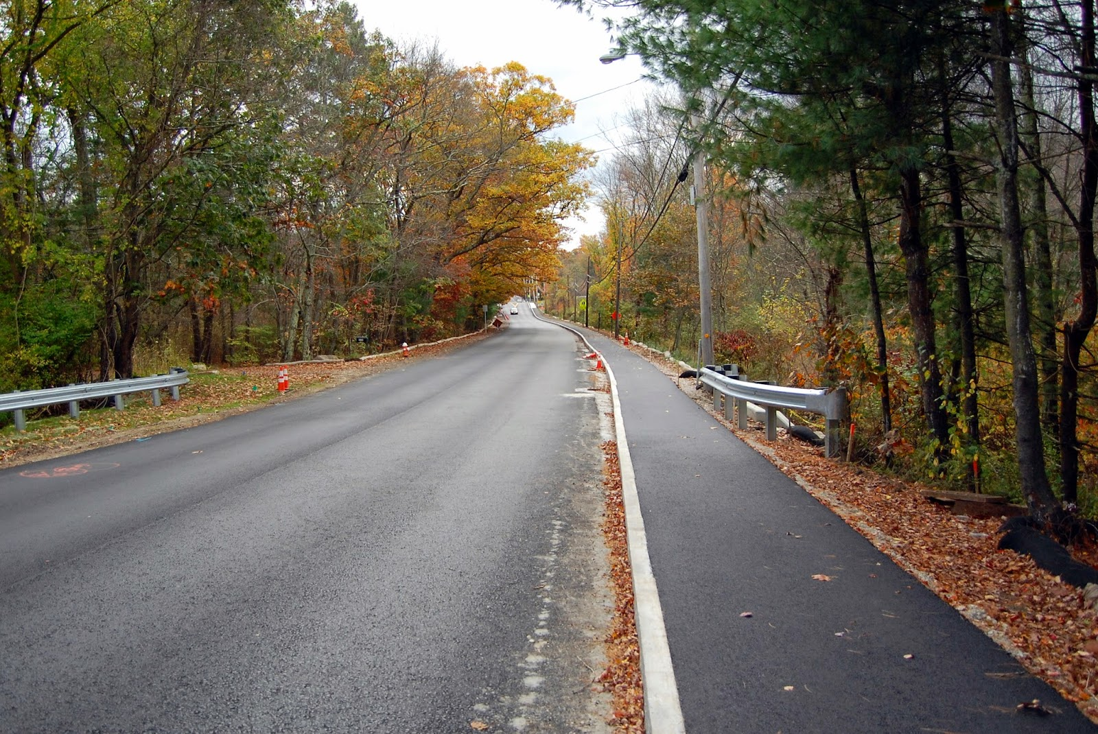 flat stretch along Lincoln as mentioned during Town Council meeting Wednesday
