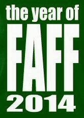 Join me as I #FAFF