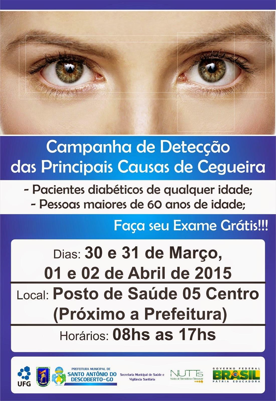 campanha da cegueira