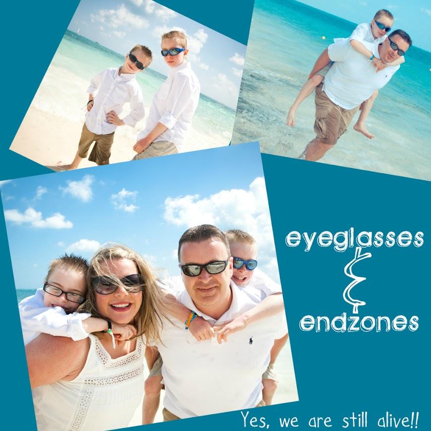 Eyeglasses & Endzones