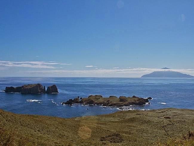 Kepulauan indah paling tersembunyi, Tristan da Cuncha