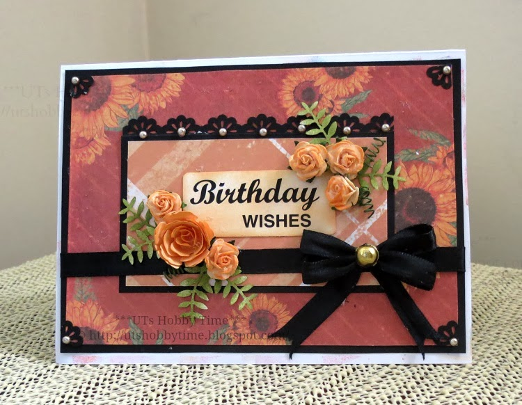 Handmade birthday wishes greeting card ideas