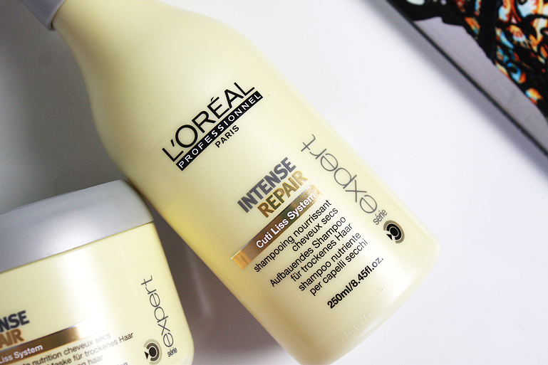 ORDER AT HAIRWORLDSHOP: LOREAL PROFESSIONNEL INTENSE REPAIR