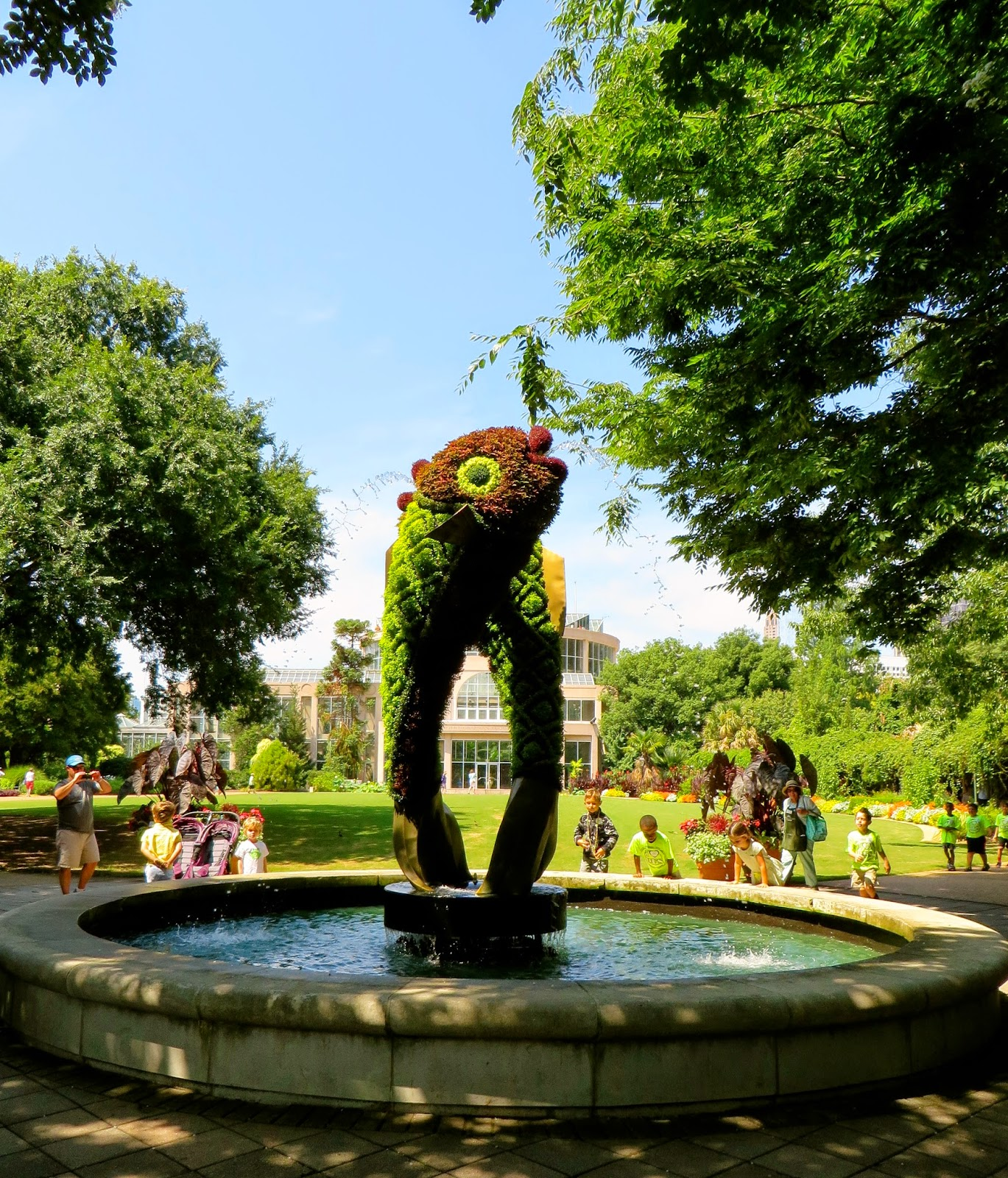 A curious gardener atlanta botanical garden for Atlanta botanical garden upcoming events