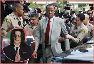 High security for Conrad Murray