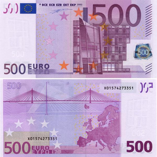 Тысяча евро купюра поиск камней