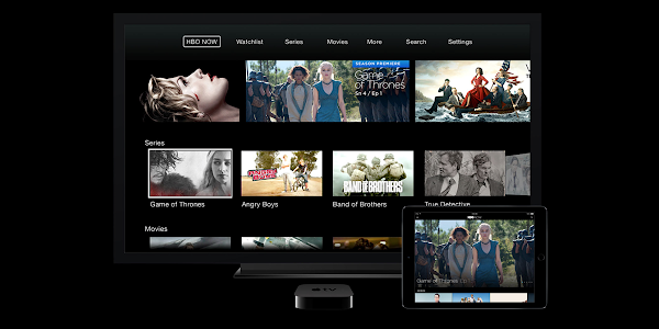 HBO on Apple TV for $14.99 a month