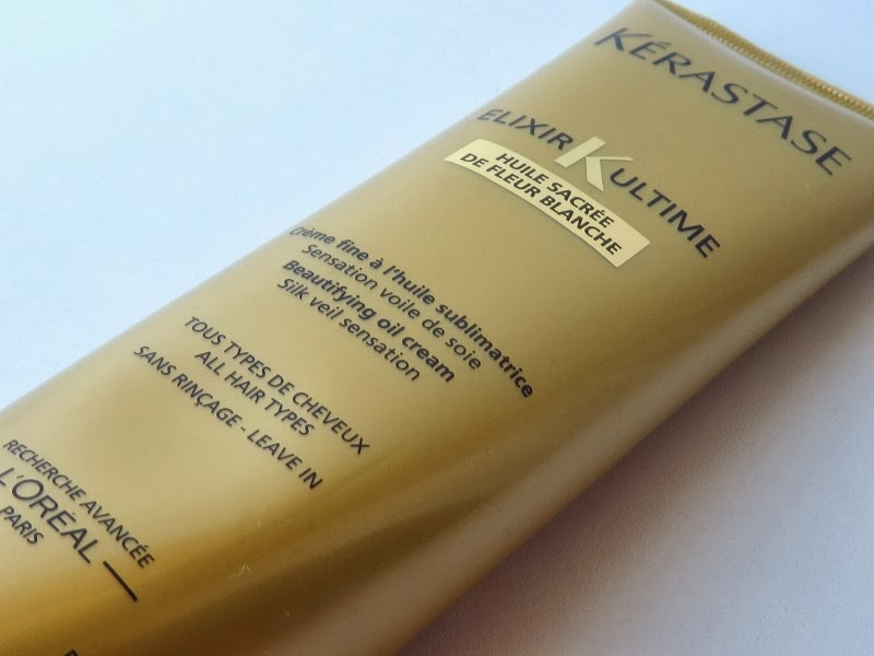 kerastase beautifying oil cream review