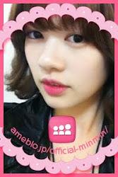 Jung So Min's Ameblo