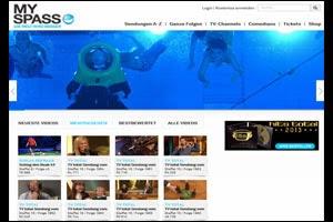 MySpass, kostenlose Comedy-Videos im Internet