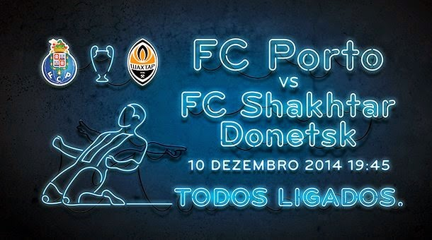 Porto X Shakhtar