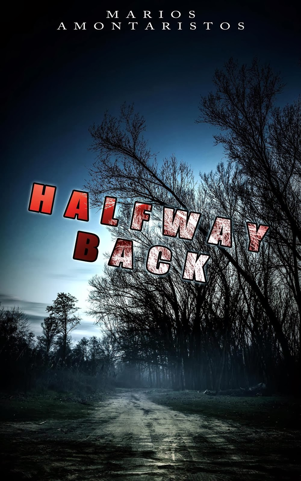 Halfway Back - The cover