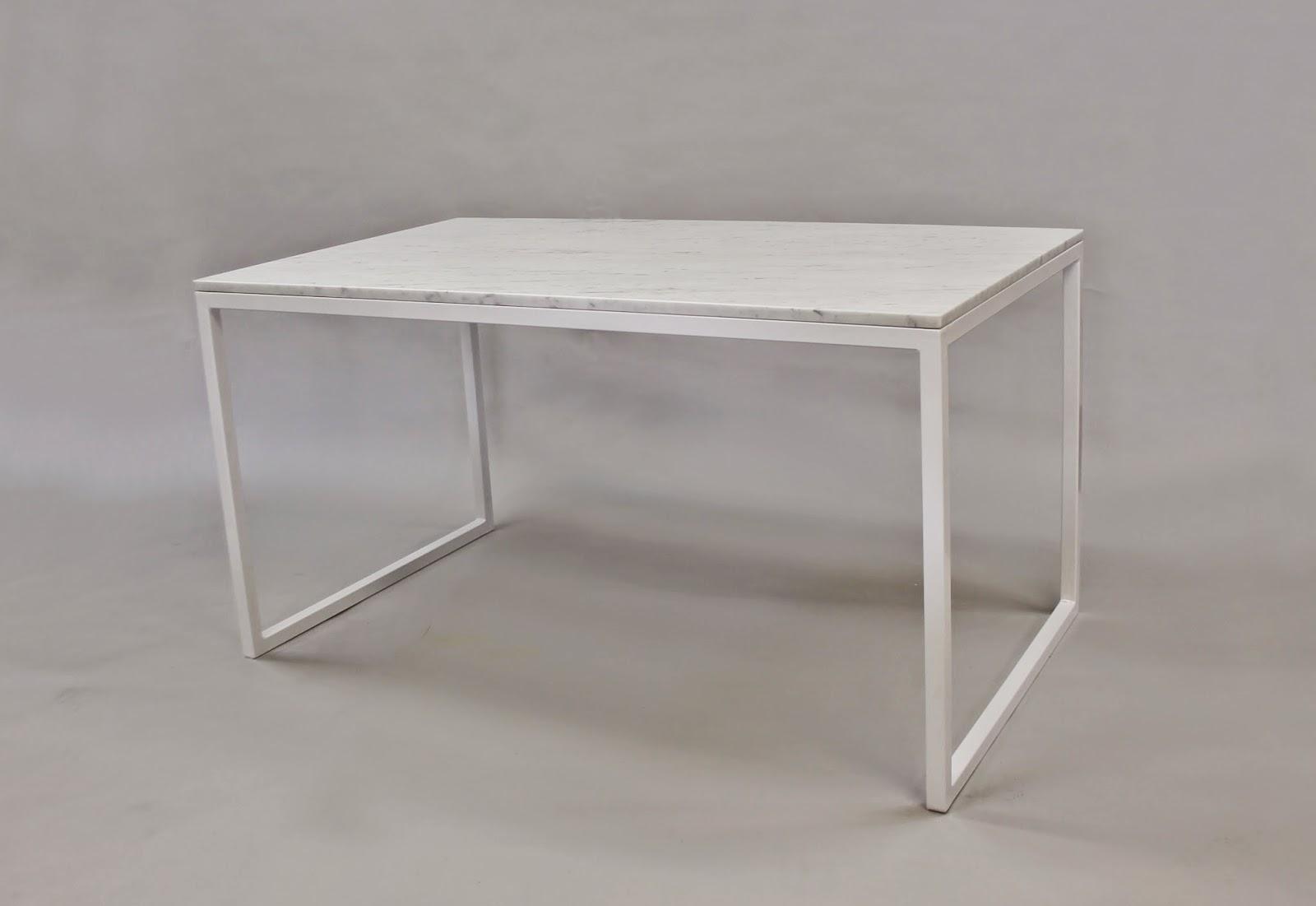 Marmorbord matbord