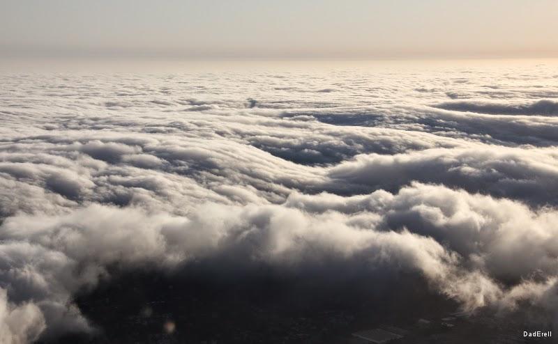 Sausalito sous la brume